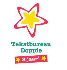 Tekstbureau Doppie 8 jaar