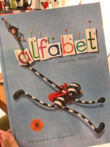tekstbureau doppie alfabet