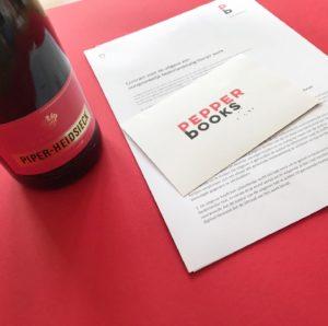 Tekstbureau Doppie - boekcontract