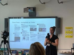 Naomi Smits researchED 2021
