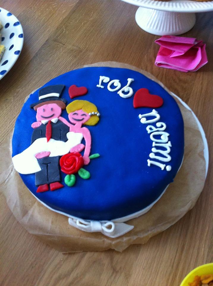 Tekstbureau Doppie - zes jaar getrouwd