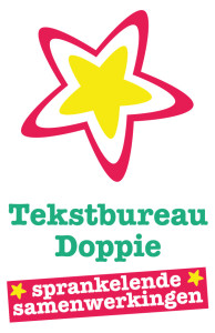 Tekstbureau Doppie sprankelende samenwerking